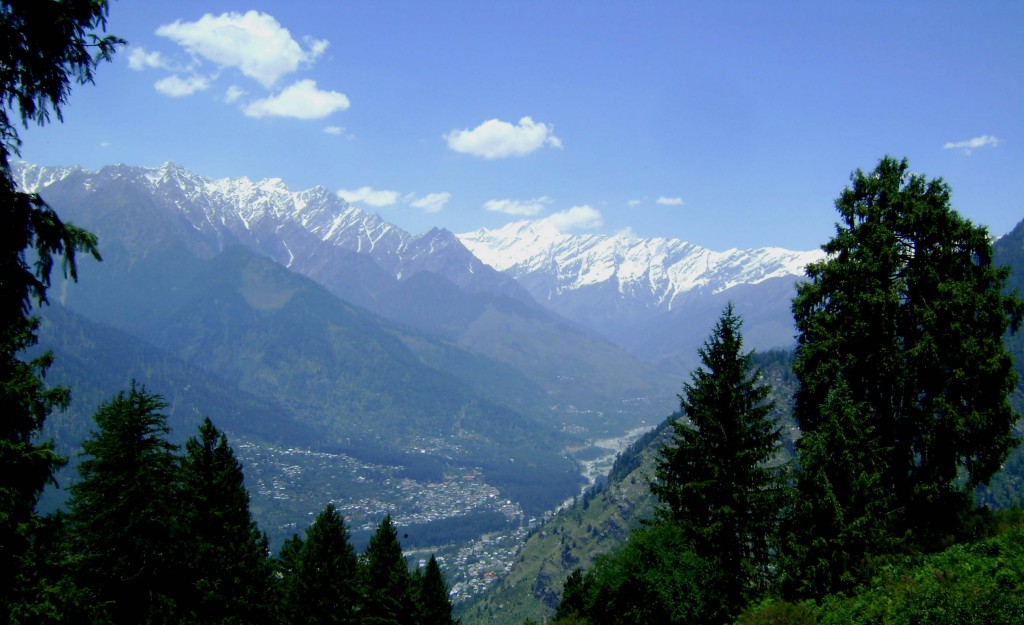 Mind Blowing Manali