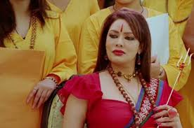 She Is Known As Make Up Wali Mata